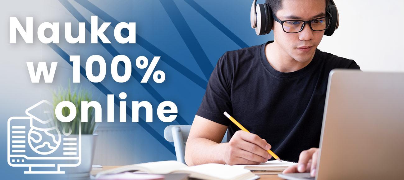 Studia online przez Internet